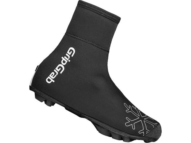 GripGrab Arctic X Waterproof Deep Winter MTB/CX Shoe Cover Black